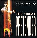 FREDDIE MERCURY THE GREAT PRETENDER EXTENDED VERSION VINYL 12