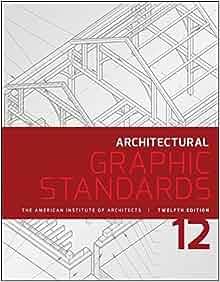 Architectural Graphic Standards (Ramsey/Sleeper