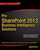 img - for Pro SharePoint 2013 Business Intelligence Solutions book / textbook / text book