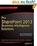 Pro SharePoint 2013 Business Intellig...