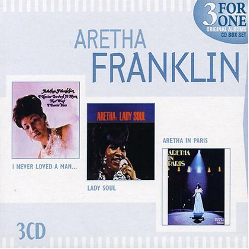 Aretha Franklin - 3 For One Box Set - Zortam Music