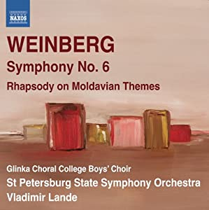 Weinberg : Symphonie n° 6