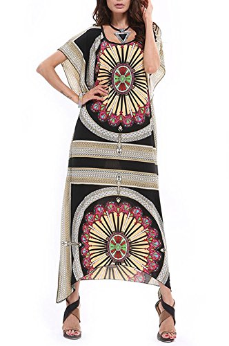 TWC-Summer-Vintage-Print-Maxi-Long-Dress-One-Size