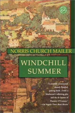 Windchill Summer: A Novel (Ballantine Reader