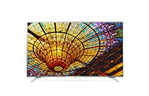 LG Electronics 43UH6500 43-Inch 4K Ultra HD Smart LED TV (2016 Model)