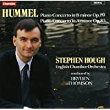 Hummel: Piano Concerto in A Minor and B Minor
