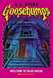 R L Stine Welcome to Dead House (Goosebumps)