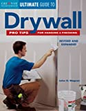 Drywall: Pro Tips for Hanging & Finishing (Ultimate Guide) - 1580112706