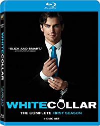 White Collar: Season 1 [Blu-ray] [Import]