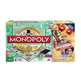 Product Image Monopoly Family Championship