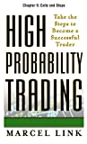 High-Probability Trading, Chapter 9: Exits and Stops