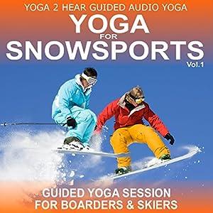 Yoga for Snow Sports, Vol.1 Speech