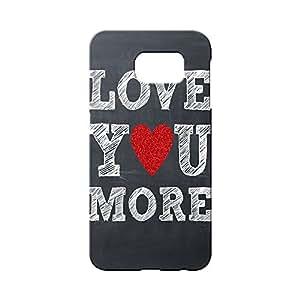 BLUEDIO Designer 3D Printed Back case cover for Samsung Galaxy S7 Edge - G3439