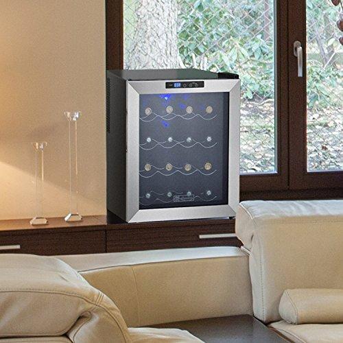 Allavino Cwr-16-1Ts Cascina Series Thermoelectric 16 Bottle Wine Refrigerator