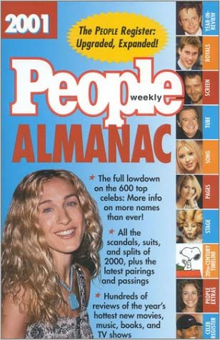 PEOPLE: Entertainment Almanac 2001
