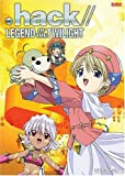 Cover art for  .hack//Legend of the Twilight - Endgame (Vol. 3)