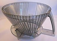 Espresso Supply 7501296 Bonavita Replacement Glass carafe filter basket