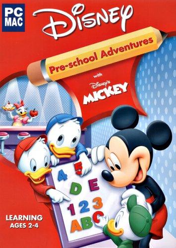 Mickey's Learning Series PreSchool Adventures