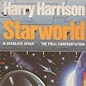 Starworld Audiobook by Harry Harrison Narrated by Charles Carr
