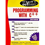 Schaum's Outlines - Programming With C++ ~ J. R. Hubbard