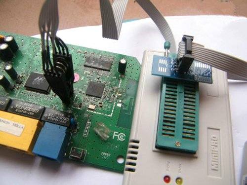 RE: [Guide] Recover from failed BIOS flash using Raspberry PI - 2