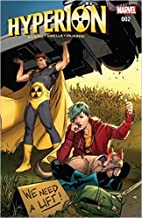 Hyperion #2 Comic Book by Chuck Wendig