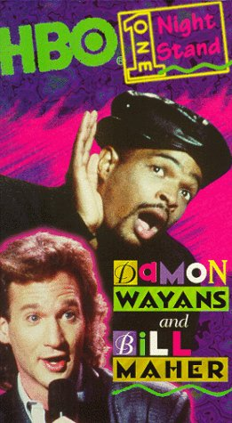 HBO One Night Stand - Damon Wayans,Bill Maher [VHS]