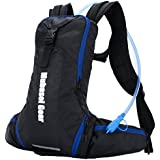 Hydration Pack With 70 Oz 2L Bladder For Running Hiking Riding Hiking Camping Cycling Climbling Biking - Lightweight...
