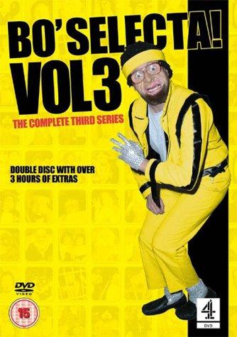 Bo Selecta - Series 3 [DVD] [2002]