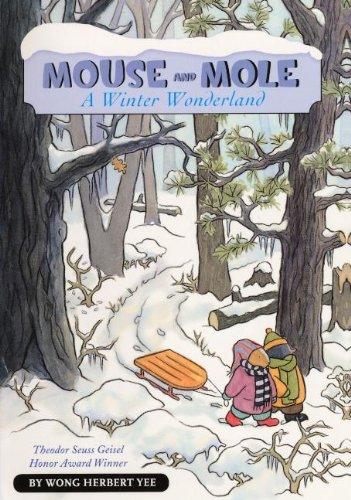 Mouse and Mole: A Winter Wonderland (Mouse & Mole (PB))
