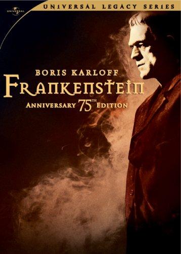 Frankenstein (Full Frame, Anniversary Edition, Subtitled, Dolby, Digipack Packaging)