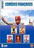 echange, troc Coffret Comédie 5 DVD : Ma femme s'appelle Maurice / Les Anges gardiens / Panique au Plazza / Les Hommes préfèrent les gross