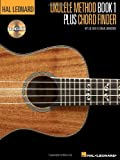 img - for Hal Leonard Ukulele Method & Chord Book (Book/Cd) book / textbook / text book