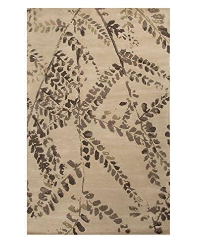 Jaipur Rugs Luli Sanchez Hand-Tufted Floral Pattern Rug