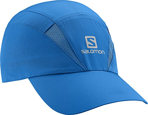 Salomon, Cappellino, Blu (Union Blue), L/XL