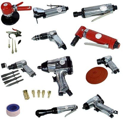 For Sale! 31 Pcs Air Tools Set
