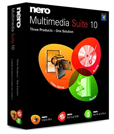 Nero 10 Multimedia Suite