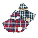 Bobson(ボブソン) マント (70~80cm) キムラタンの子供服 (77028-164) ネイビーブルー 70~80