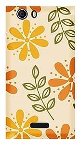 TrilMil Printed Designer Mobile Case Back Cover For Micromax Canvas Nitro 2 E311