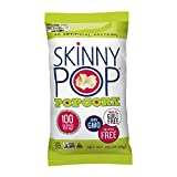 Skinny Pop Popcorn, Original, 0.65 Ounce (Pack of 30)