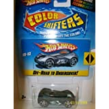 Hot Wheels Color Shifters RD-03 Green - Dark Gray