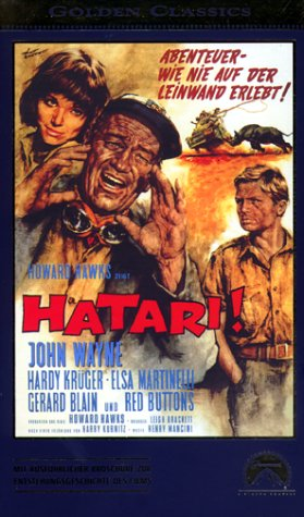 Hatari! [VHS]