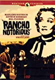 Rancho Notorious [Import anglais]