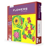 ToyKraft Super Set Of Six Flowers