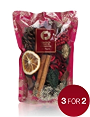Mandarin, Cinnamon & Clove Pot Pourri Bag