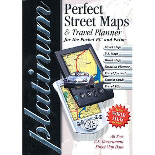 COSMI Street Maps and Vacation Planner