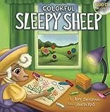 Colorful Sleepy Sheep