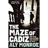 Maze of Cadiz: A Peter Cotton Bookby Aly Monroe