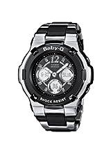 Casio Baby-G Damen-Armbanduhr Anaolg/ Digital Quarz BGA-112C-1BER