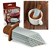 Fred Strong Brew Sword Tea Infuser, Gray